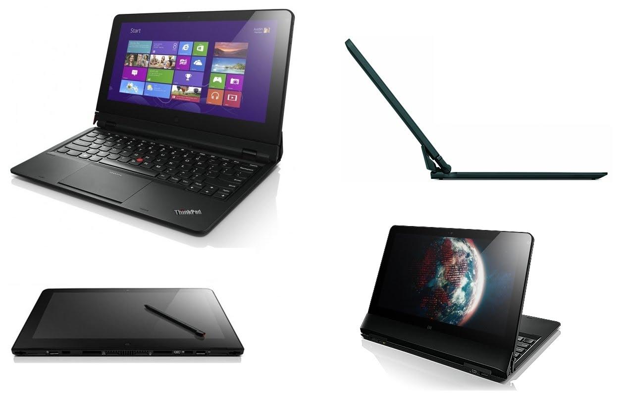 Desain Lenovo ThinkPad Helix 2