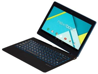 Detach E-Fun Nextbook Ares 11