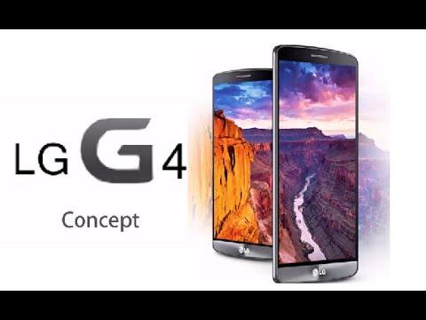 Konsep LG G4