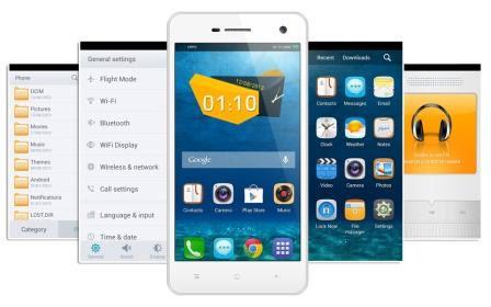Screen Oppo Find Mirror R819