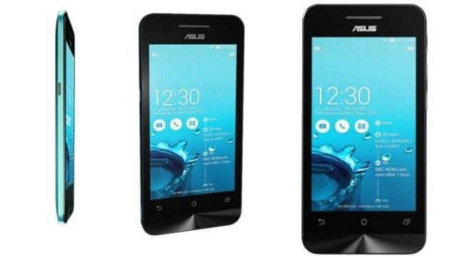 Desain Asus Zenfone 4S