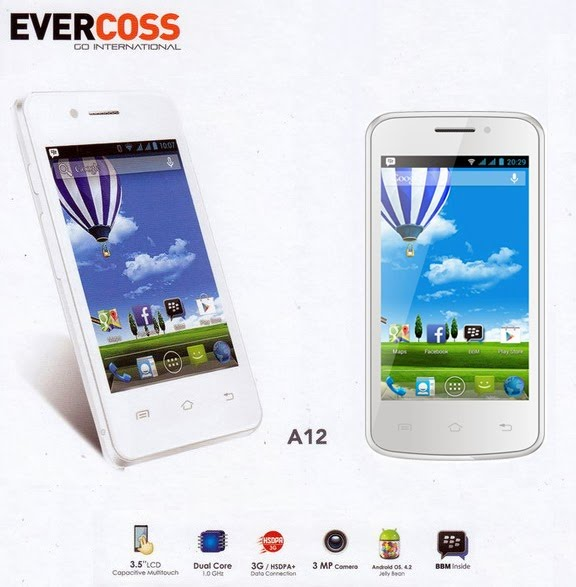 Evercoss A12