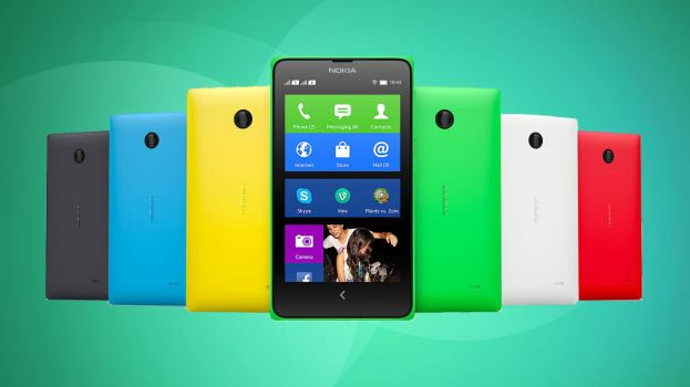 Pilihan Warna Nokia X