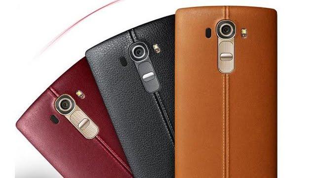 Warna LG G4
