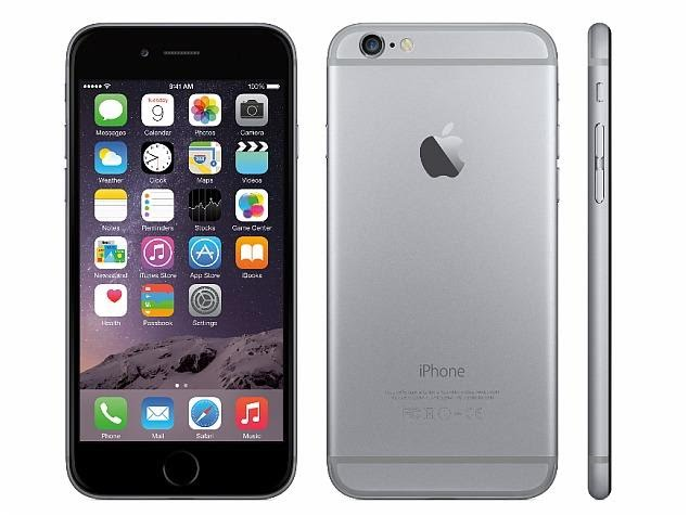 Desain Apple iPhone 6s Plus