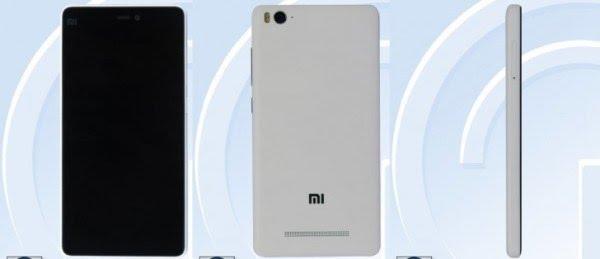 Desain Xiaomi Mi 4c