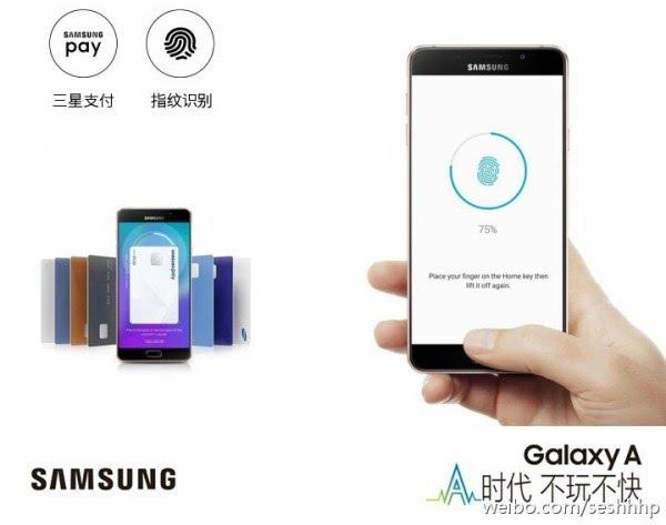 Bocoran Spesifikasi Samsung Galaxy A9 2016