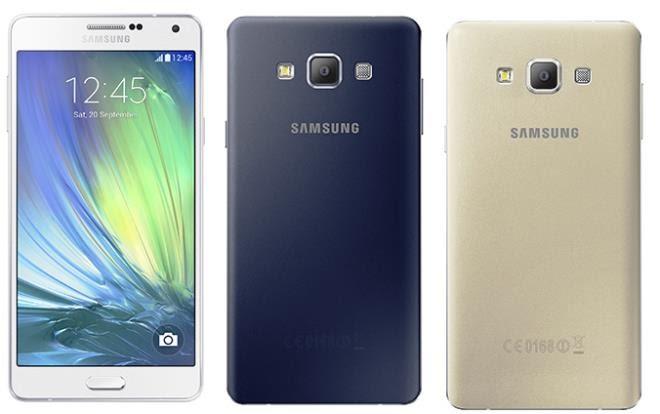 Varian Warna Samsung Galaxy A7 2016