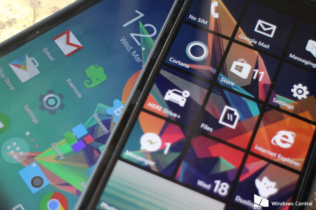 Windows Phone 10 di Xiaomi Mi 4