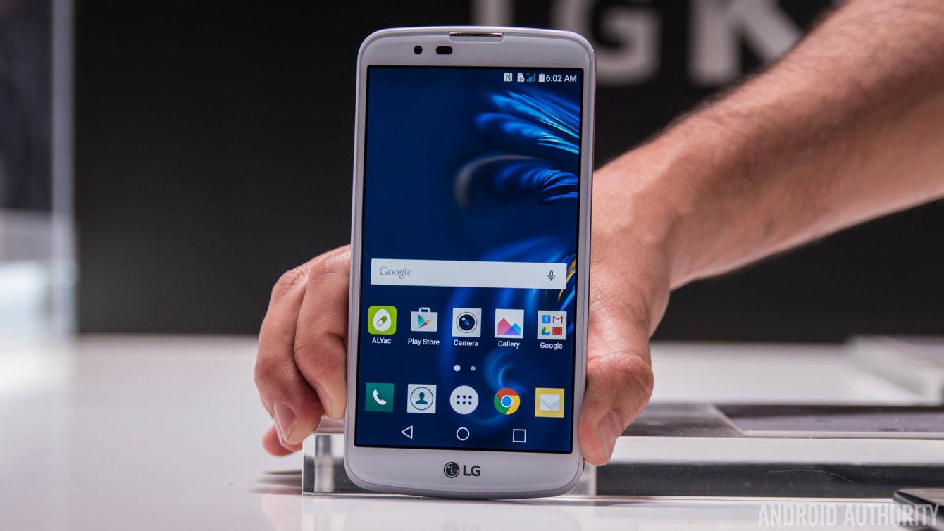 Genggaman Tangan LG K10