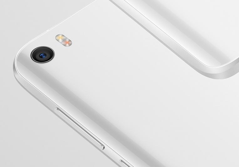 Kamera Xiaomi Mi 5