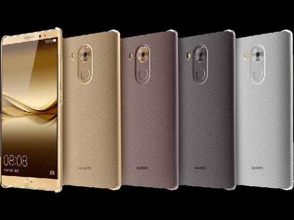 Varian Warna Huawei Mate 8