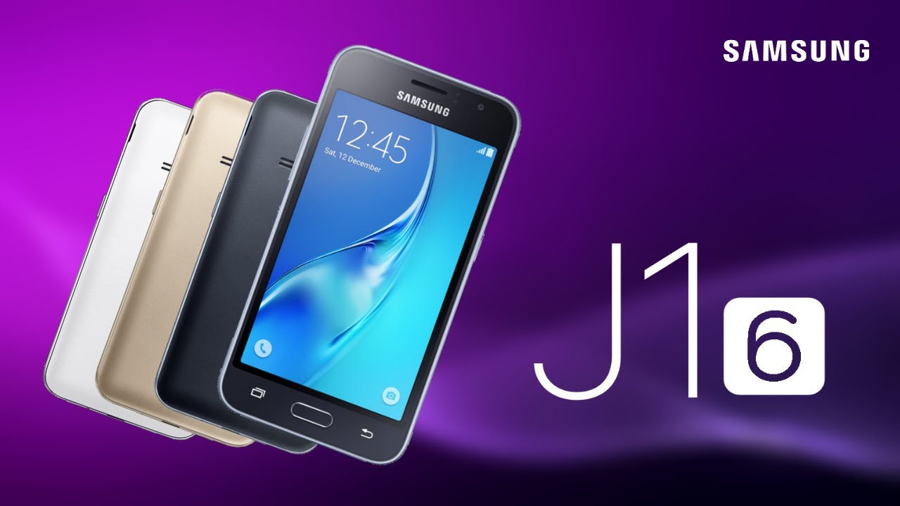 Warna Samsung Galaxy J1 (2016)