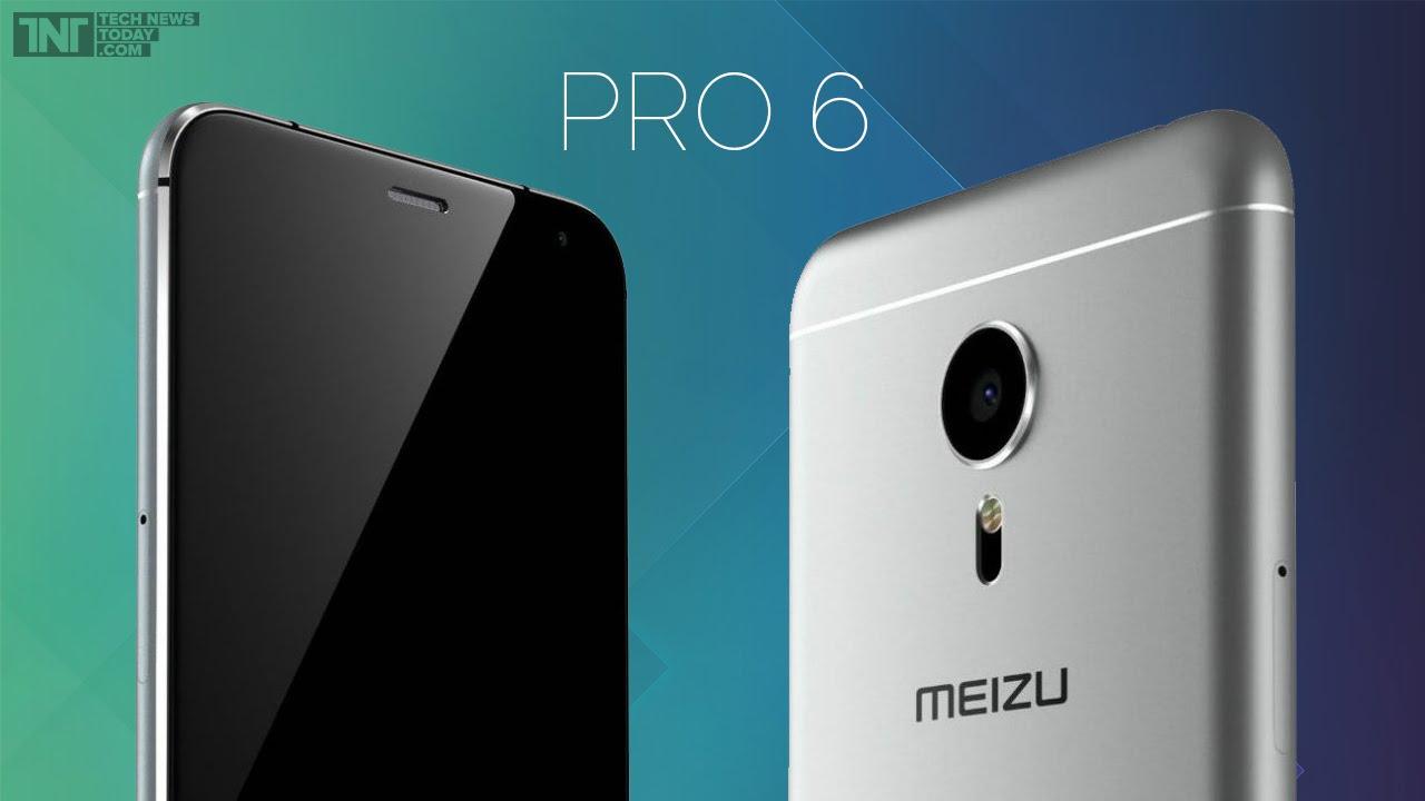Meizu Pro 6 Promo