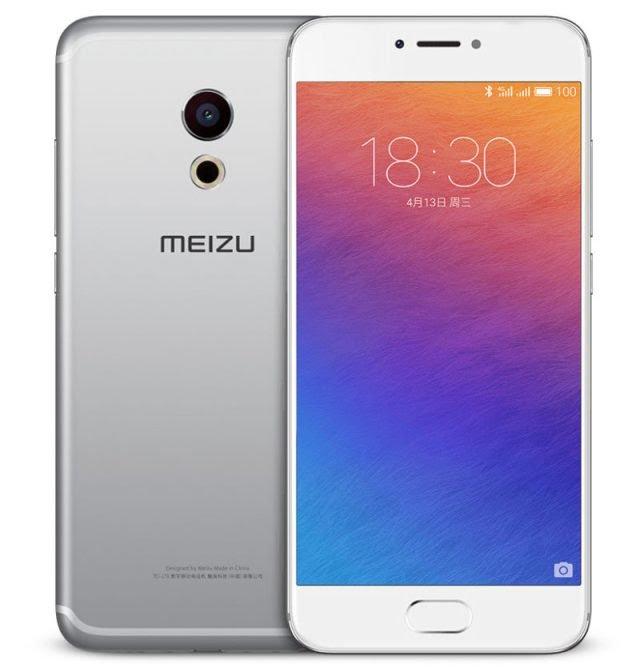 Penampilan Meizu Pro 6