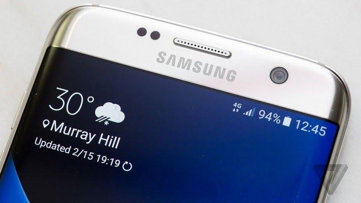 Kamera Samsung Galaxy C5 dan Galaxy C7