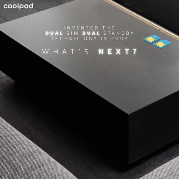 Undangan CoolPad Max