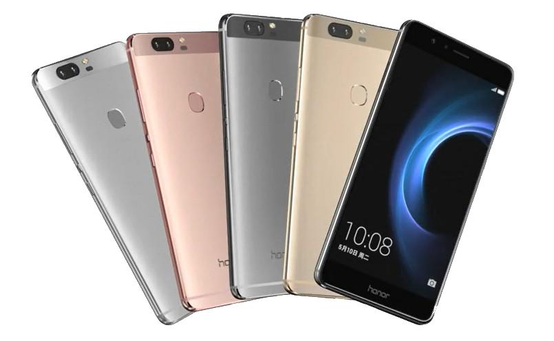 Pilihan Warna Huawei Honor V8