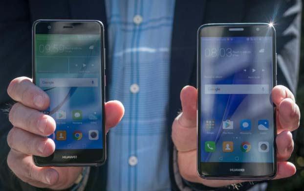 Huawei Nova dan Huawei Nova Plus
