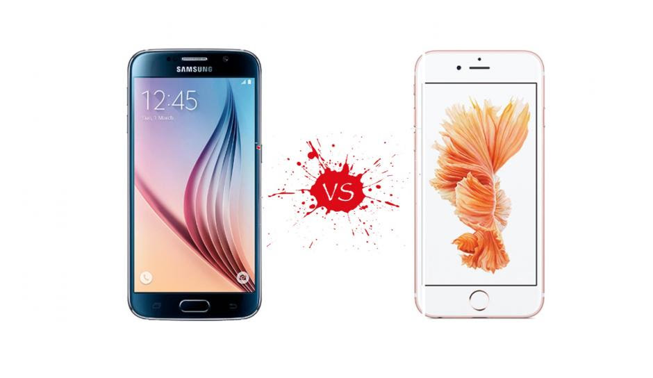 Samsung Galaxy S7 Vs. Apple iPhone 7