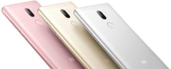 Kamera & Fingerprint Xiaomi Mi 5S Plus