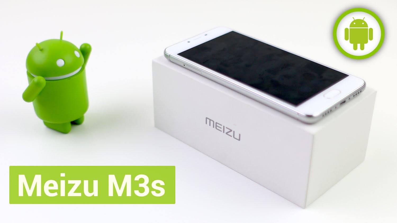 Meizu M3s Promo