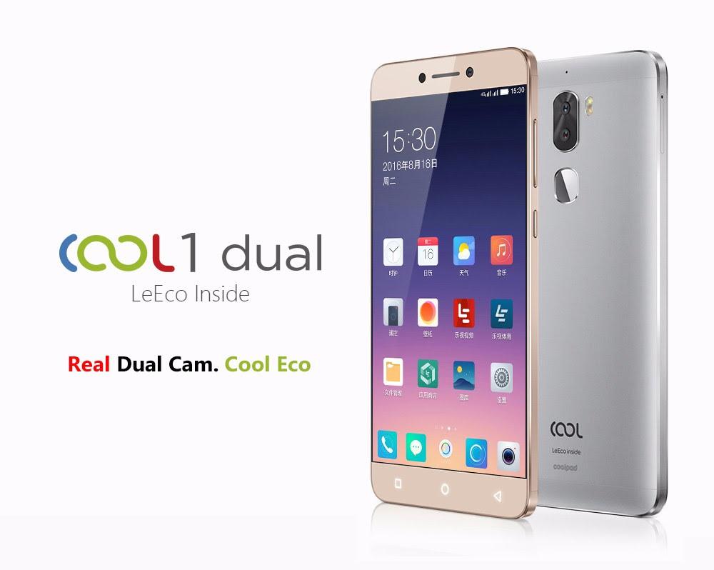 LeEco CoolPad Cool1