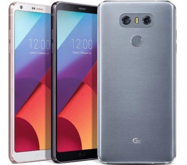 Desain LG G6