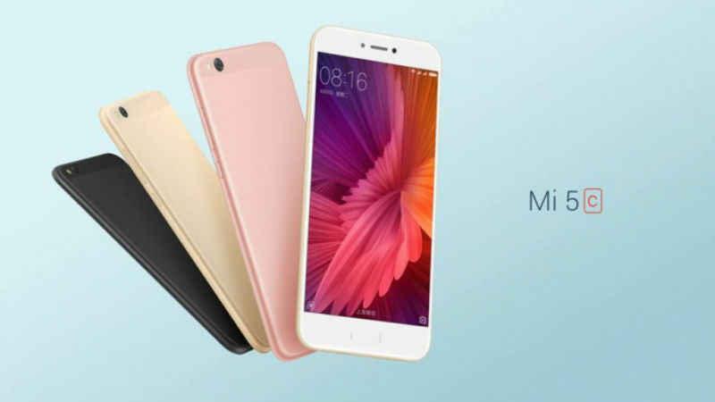Pilihan Warna Xiaomi Mi 5c
