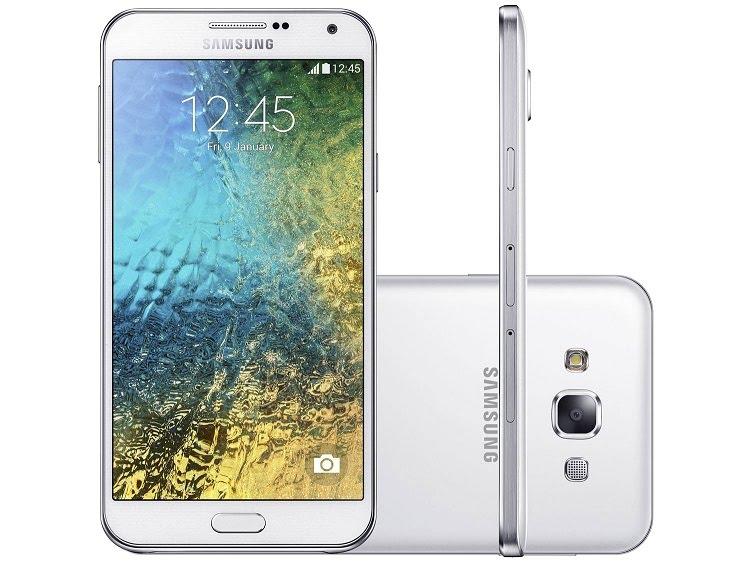 Desain Samsung Galaxy E5